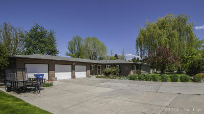 Missoula Single Family Home Under Contract Taking Back-Up : 3426 Lloyd Court