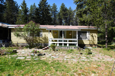 Lincoln County Single Family Home Under Contract with Bump Claus: 251 Westland Road