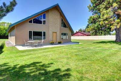 Columbia Falls, Hungry Horse, Martin City, Coram Single Family Home For Sale: 3340 Highway 206