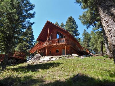 Seeley Lake MT Single Family Home For Sale: $339,900