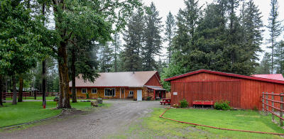Columbia Falls, Hungry Horse, Martin City, Coram Single Family Home For Sale: 350 4th Avenue South