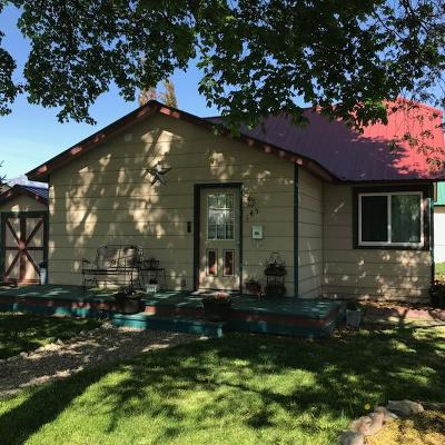 Kalispell Single Family Home Under Contract Taking Back-Up : 145 6th Avenue West