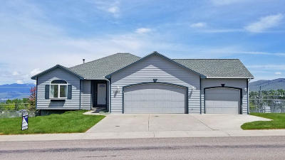 Missoula Single Family Home For Sale: 6990 Linda Vista Boulevard