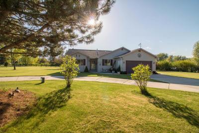 Stevensville Single Family Home For Sale: 133 Log Cabin Lane