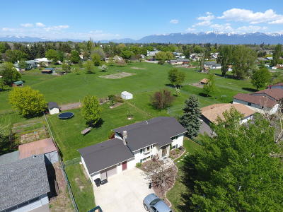Kalispell Single Family Home For Sale: 1840 Stag Lane