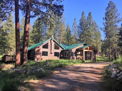 Hamilton Single Family Home For Sale: 2075 Silver Ridge Road