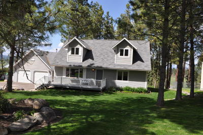 Kalispell Single Family Home Under Contract Taking Back-Up : 115 Drumlin Way