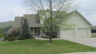Missoula Single Family Home For Sale: 5830 Prospect Drive