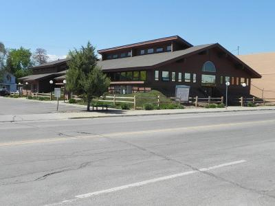 Flathead County Commercial For Sale: 322 2nd Avenue West
