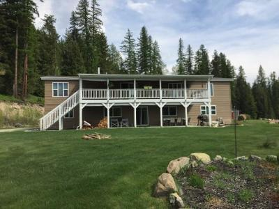 Whitefish Single Family Home For Sale: 6670 Highway 93