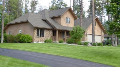 Kalispell Single Family Home For Sale: 107 West Bluegrass Drive