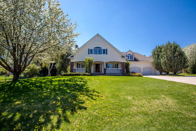 Kalispell Single Family Home For Sale: 212 Arbour Drive East