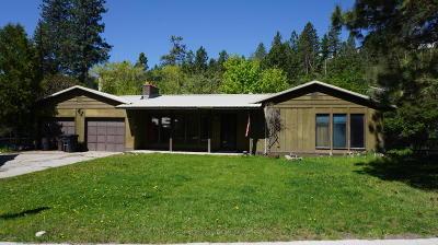 Missoula Single Family Home For Sale: 1811 Traynor Drive