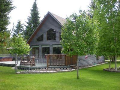 Saint Regis Single Family Home For Sale: 619 Trestle Creek Drive