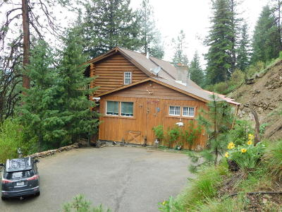 De Borgia Single Family Home For Sale: 469 East Haugen De Borgia Frontage Road