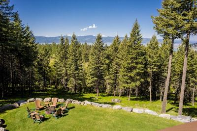 Flathead County Single Family Home For Sale: 631 Pommel Drive