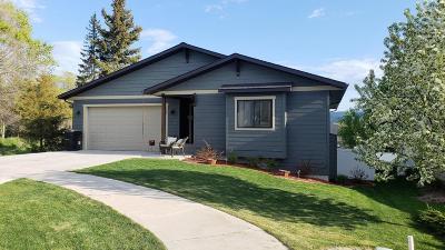 Kalispell Single Family Home For Sale: 126 Sinopah Street