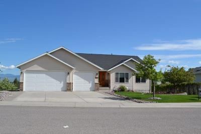 Missoula Single Family Home For Sale: 3734 Brandon Way