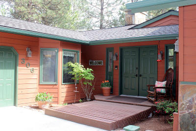 Flathead County Single Family Home For Sale: 306 & 312 Ponderosa Lane