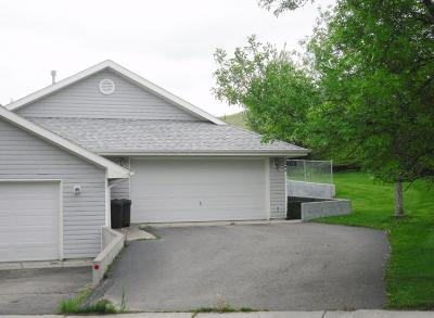 Missoula Single Family Home Under Contract Taking Back-Up : 2207 Hillside Drive