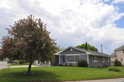 Kalispell MT Single Family Home Under Contract Taking Back-Up : $279,000