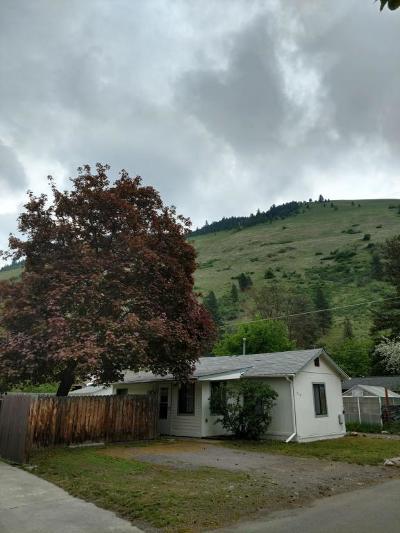 Missoula Single Family Home For Sale: 1504 Jackson Street