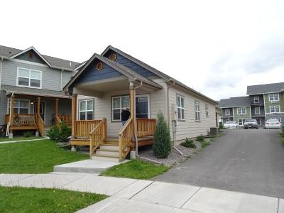 Missoula Single Family Home For Sale: 4340 Potter Park Court