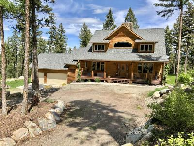 Flathead County Single Family Home For Sale: 244 Shelter Valley Drive