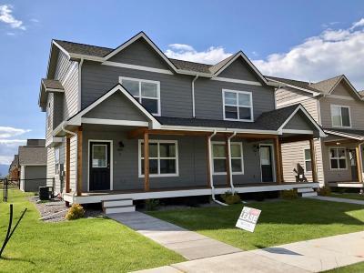 Missoula Single Family Home For Sale: 1815 Scott Street