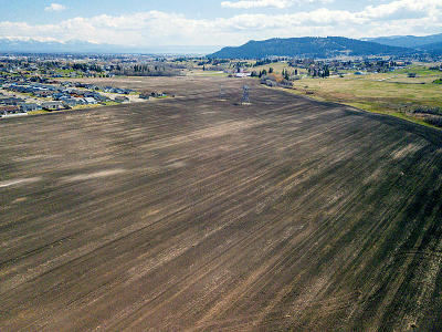 Kalispell Residential Lots & Land For Sale: Nhn W Spring Creek & Three Mile Drive