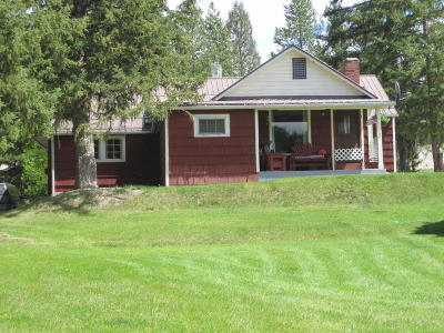 Lincoln County Single Family Home For Sale: Nhn Us Highway 93 South