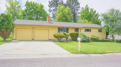Missoula Single Family Home For Sale: 2521 Garland Drive