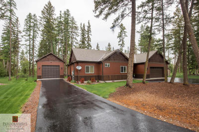 Flathead County Single Family Home For Sale: 508 Soaring Pines Trail