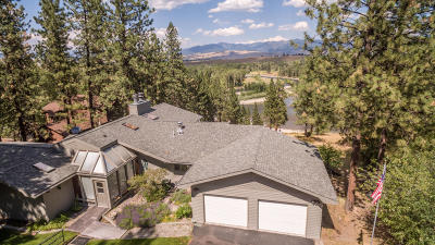 Missoula Single Family Home For Sale: 620 Big Flat Road