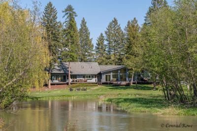 Kalispell Single Family Home For Sale: 309 Trumble Creek Trail