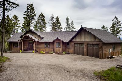 Kalispell Single Family Home For Sale: 1079 Dun Movin Lane