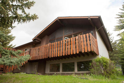 Missoula Single Family Home For Sale: 3 Carriage Way