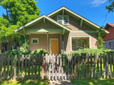 Missoula Single Family Home For Sale: 409 Blaine Avenue