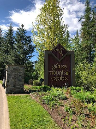 Whitefish Residential Lots & Land For Sale: 300 Grouse Ridge Drive