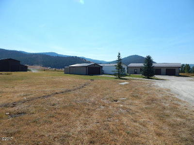 Kalispell Single Family Home For Sale: 135 Wettington Drive