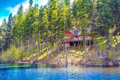 Seeley Lake Single Family Home For Sale: 2415 Hwy 83 North