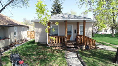 Missoula Single Family Home For Sale: 1038 South 3rd Street West