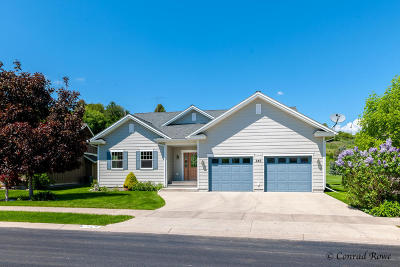 Flathead County Single Family Home Under Contract Taking Back-Up : 249 West Nicklaus Avenue