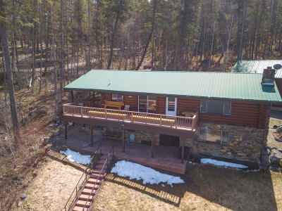 Flathead County Single Family Home For Sale: 761 Delrey Road