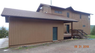Kila Single Family Home For Sale: 2200 Coon Hollow Road