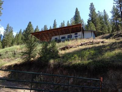 Missoula County Residential Lots & Land For Sale: 1506 Petty Creek Road