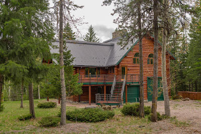 Condon, Potomac, Seeley Lake Single Family Home For Sale: 3282 Rumble Creek Road