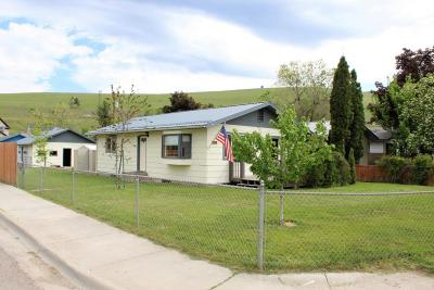 Missoula Single Family Home Under Contract Taking Back-Up : 1024 Rodgers Street