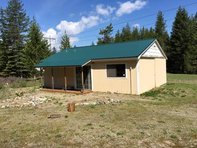 Trout Creek Single Family Home For Sale: 275 Marten Creek Road