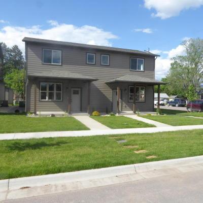 Missoula Single Family Home For Sale: 1704 B South 8th Street